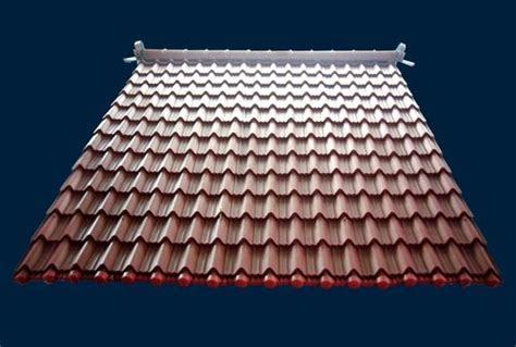 tile pattern roofing sheets tile profile roofing sheet in gegal ajmer rajpurohit