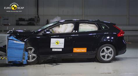 volvo  breaks safety records  euro ncap crash testing  caradvice