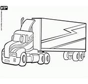Travelling By Road Coloring Pages Printable Games