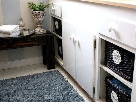 decorative door baskets great idea remove cabinet doors and replace with