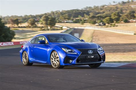 lexus australia lexus rc f arriving february 2015 priced under 135k