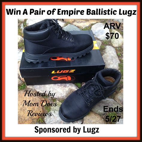 Win A Pair Of by Win A Pair Of Lugz Empire Ballistic Boots Giveaway Ends