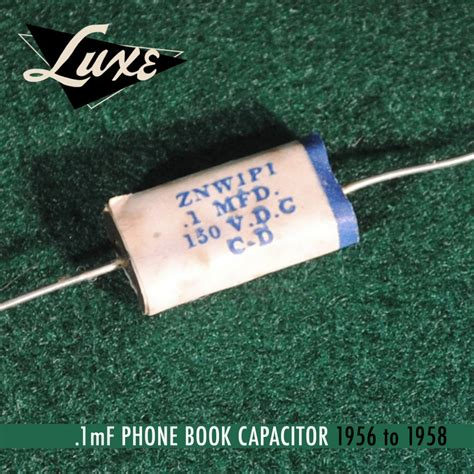 luxe capacitor guitar luxe guitar capacitors 28 images luxe vintage guitar
