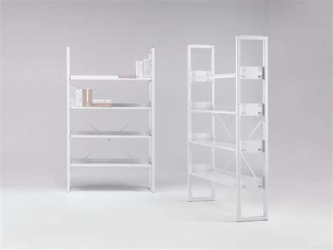 librerie metalliche arredare una biblioteca con mobili metallici emme italia
