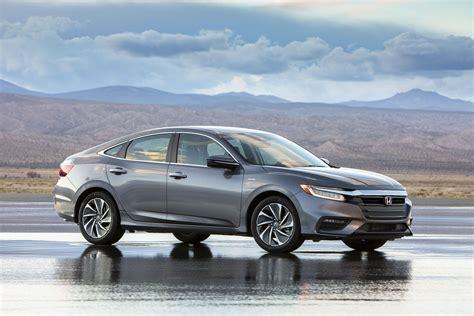 2019 Honda Insight Hybrid by 2019 Honda Insight Hybrid Cleans Up With Estimated 55 Mpg