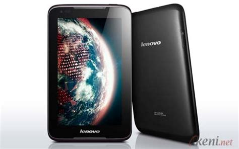 Tablet Lenovo Di Indonesia tablet android 7 inci lenovo a1000 a3000 meluncur di indonesia ikeni net