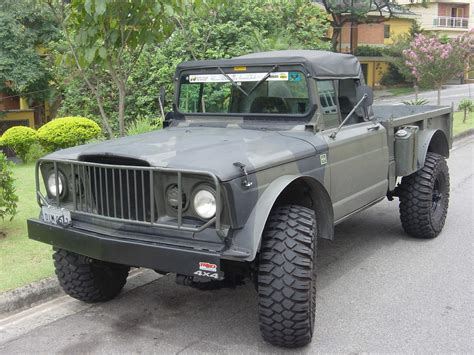 Kaiser Jeep M715 Photos Reviews News Specs Buy Car