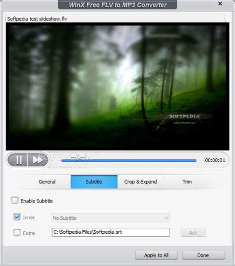 flv2mp3 mobile winx free flv to mp3 converter 5 0 7