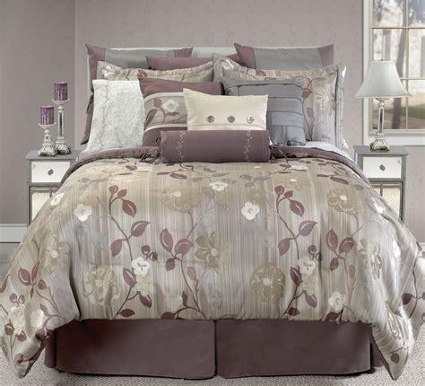 leaf pattern bedspread macy brown silk floral pattern king bedspread and