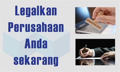 Jasa Pembuatan Pt by Jasa Pembuatan Pt Pembuatan Pt Jakarta Office