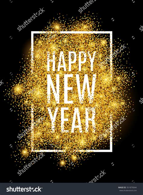 new year 2012 golden royalty free happy new year gold glitter 2017