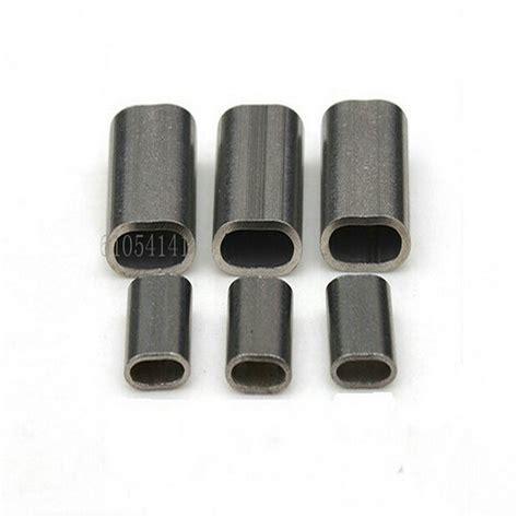 Wire Ferrule Ferrules 100pcs E0508 Single Wire 0 5mm2 22 Awg stainless steel wire rope oval ferrule sleeves 100pcs 1 5mm ferrule for 0 5 1 5mm wire rope