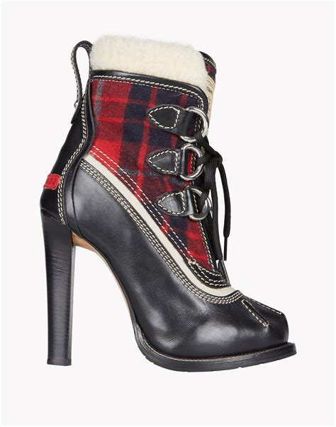 dsquared2 duck ankle boots ankle boots for