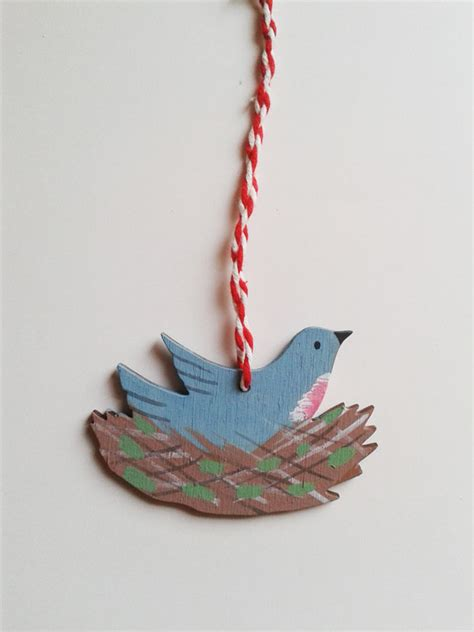 Small Bird Decorations by Bird In Nest Decoration Designed And