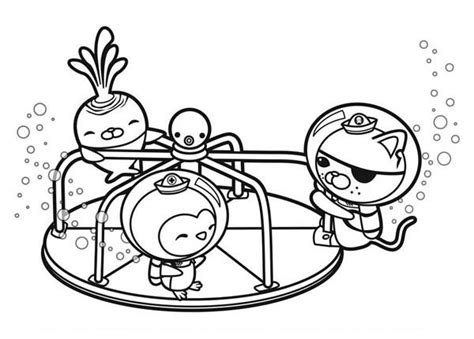 Octonauts Coloring Pages Bestofcoloring Com Octonauts Printable Coloring Pages