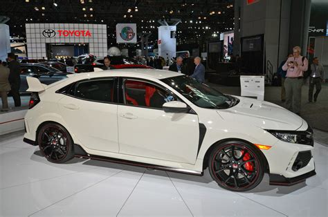 2017 honda civic type r dons chionship white paint for
