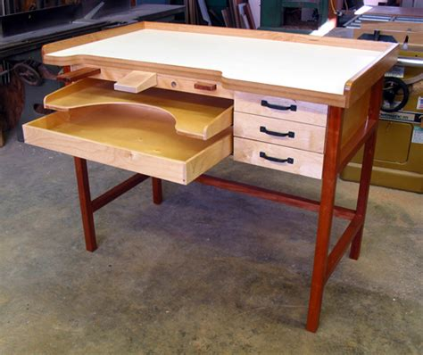 jewelers benches diy jewelry bench design plans free