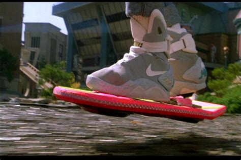Nike Air Mcfly To Be Released by Back To The Future The Marty Mcfly Nike Air Mag Are Set