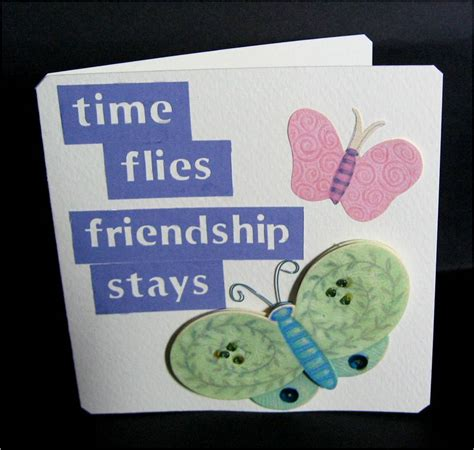 Handmade Friendship Cards - sweetest handmade cards for friendship trendy mods