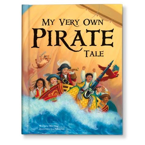 personalized children books with their picture my own pirate tale personalized book kid s