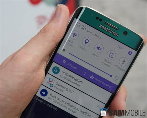 samsung galaxy s6 edge how to change themes in android 5 samsung prepping a lot of galaxy s6 themes including an