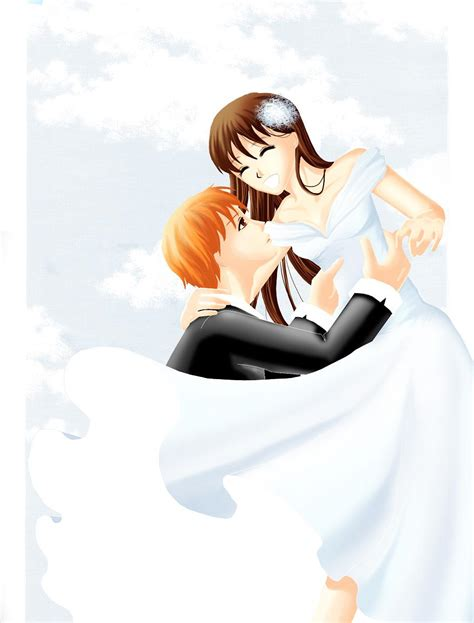 Wedding Fb by Wedding Fb Kyo And Tohru By Mayou Chan On Deviantart