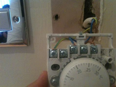 thermostat installation electrical in west drayton