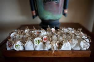 woodland creatures baby shower goodie bags and