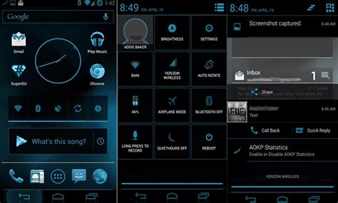 themes for android top top 10 best cyanogenmod themes for android