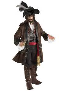 halloween pirate costumes authentic caribbean pirate costume deluxe male