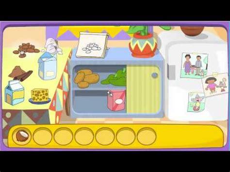 juego de cocina de dora juego cocina de dora youtube
