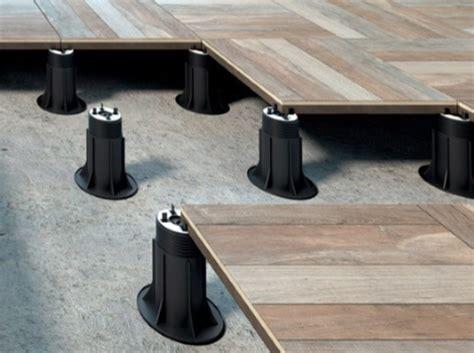 supporti per pavimenti galleggianti esterni sottofondi a secco e pavimenti sopraelevati sofit