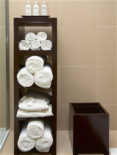 how to display towels in a bathroom how to display bath towels slideshow
