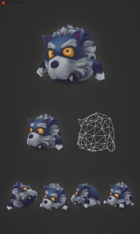 maya werewolf tutorial cute micro werewolf otis posts products and low poly