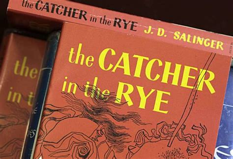 the catcher in the rye book report the real message of the catcher in the rye sfgate
