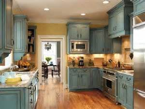ideas turquoise cabinets