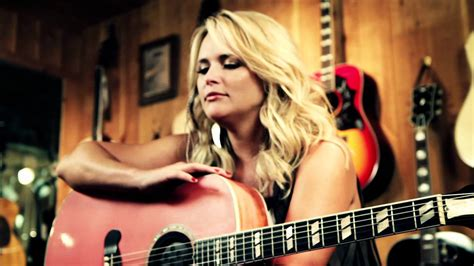jennifer jason leigh play guitar miranda lambert at guitar center youtube