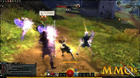Guild Wars 2 guild wars 2 review mmos