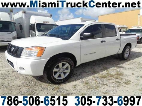 2011 nissan titan crew cab 2011 nissan titan crew cab for sale savings from 16 776