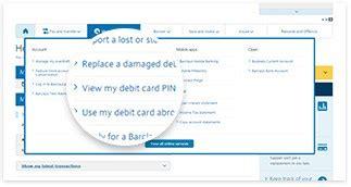 forgot my bank card pin credit card pin number forgotten infocard co