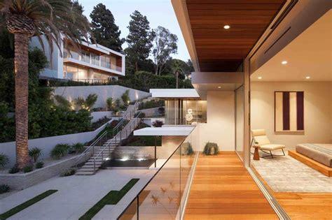 modern house los angeles modern house ultramodern hillside los angeles jet set estate