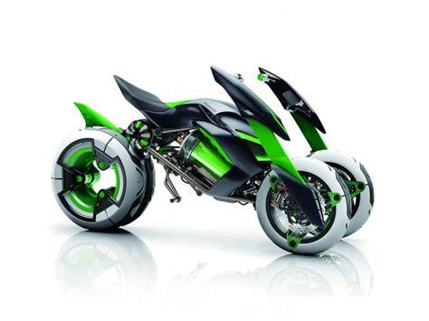 Kawasaki Motorräder 2013 by Kawa Tokyo Motor Show Modellnews