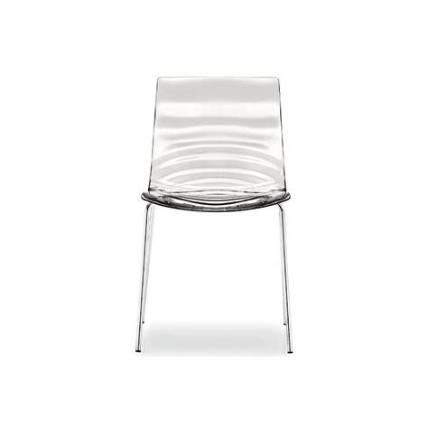 calligaris sedie trasparenti awesome sedie trasparenti calligaris contemporary
