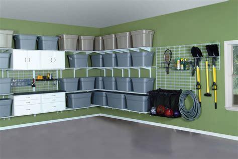 Storage Closets For Garage by Garage Closets Garage Storage And Shelving Closets Las
