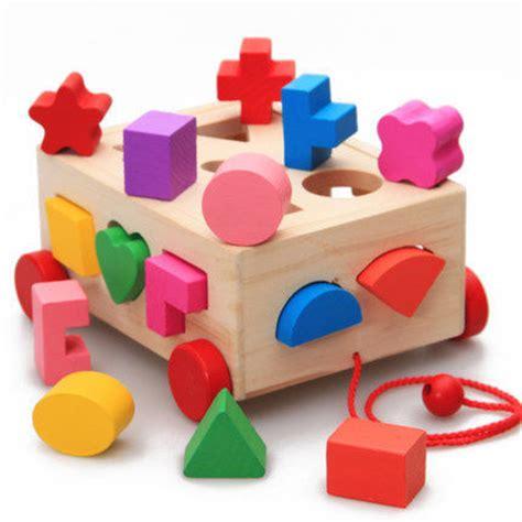 Mainan Anak Kayu Wood Educational Toys Anak Rabbit Time Clock ape paud mainan edukatif buku induk siswa bkb kit