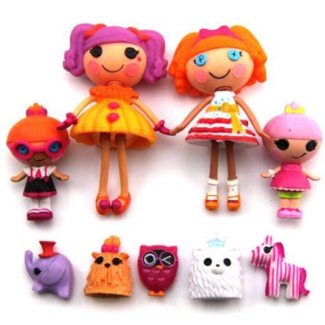 Figure Lalaloopsy Original lot lalaloopsy mini doll peanut big top accessory series 6 7 figure m230 ebay