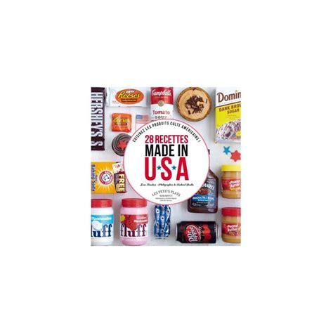 libro made in america an comprar libro 28 recettes made in usa l knudsen comida americana