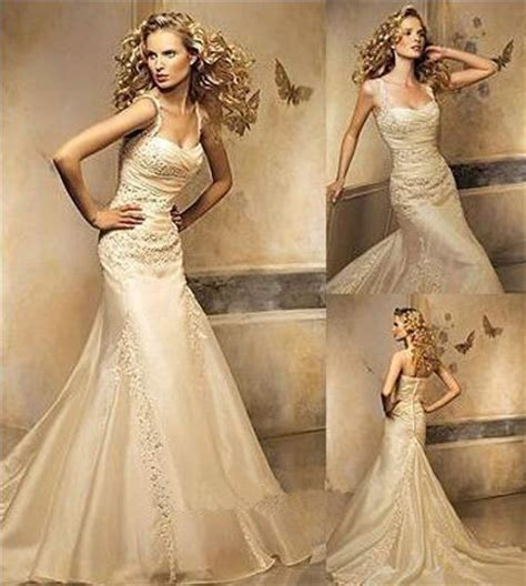 Ivory Wedding Dresses by Wedding Inspiration Ivory Wedding Dresses