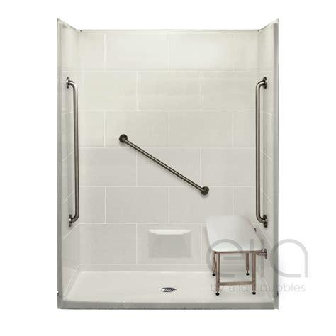 plus 36 wheelchair accessible ada shower kit ella s bubbles