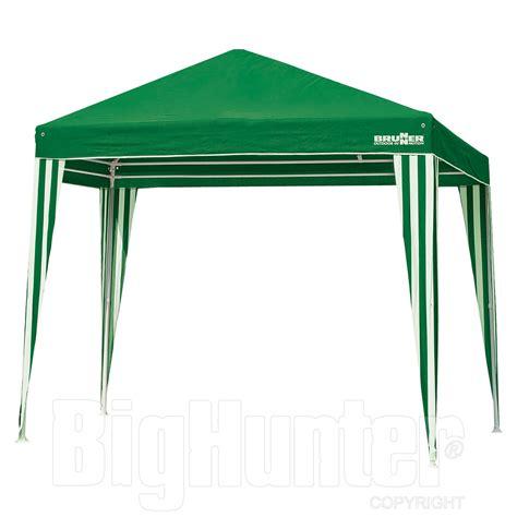 gazebo brunner gazebo 3x3 green chalet brunner